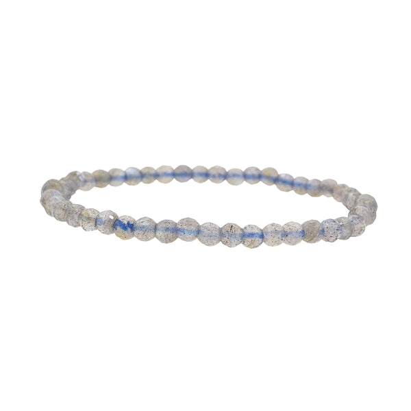 Labradorite Faceted 4mm - Gaea | Crystal Jewelry & Gemstones (Manila, Philippines)