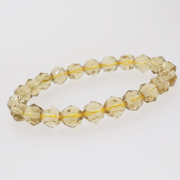 A-Grade Citrine Star Facets 8mm - Gaea | Crystal Jewelry & Gemstones (Manila, Philippines)