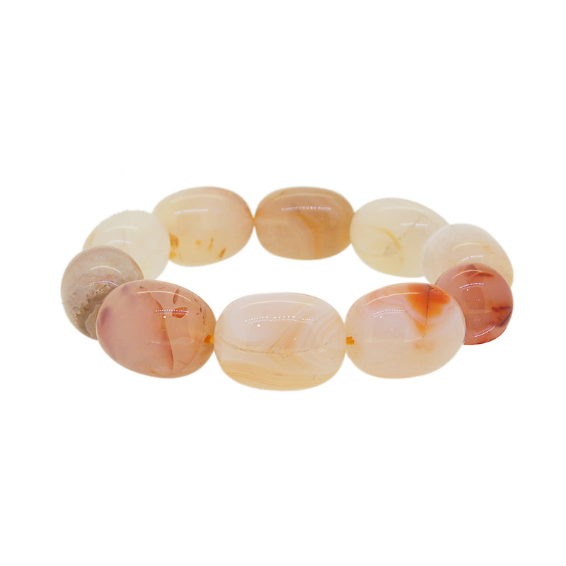 Orange Botswana Agate - Gaea | Crystal Jewelry & Gemstones (Manila, Philippines)