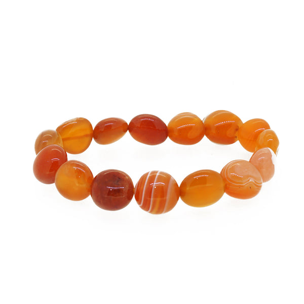 Carnelian Tumble - Gaea | Crystal Jewelry & Gemstones (Manila, Philippines)