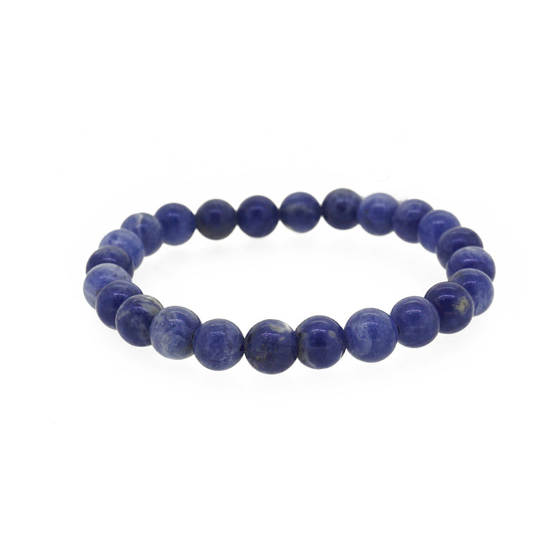 Blue Sodalite 8mm - Gaea | Crystal Jewelry & Gemstones (Manila, Philippines)