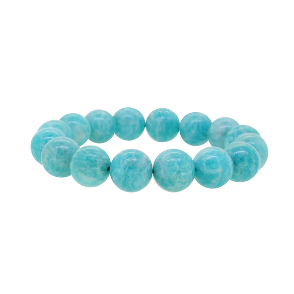 Amazonite 12mm - Gaea | Crystal Jewelry & Gemstones (Manila, Philippines)