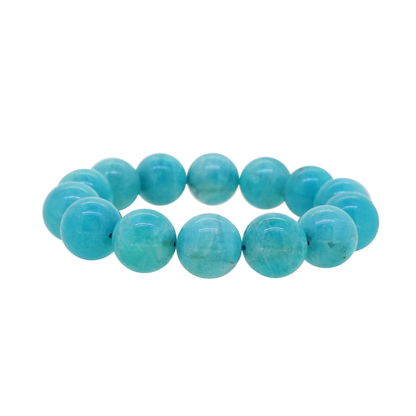 Amazonite 14mm - Gaea | Crystal Jewelry & Gemstones (Manila, Philippines)