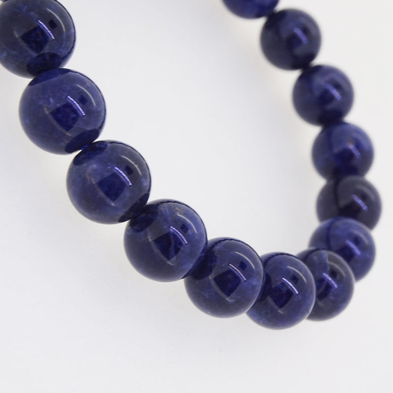 A-Grade Sodalite 10mm - Gaea | Crystal Jewelry & Gemstones (Manila, Philippines)