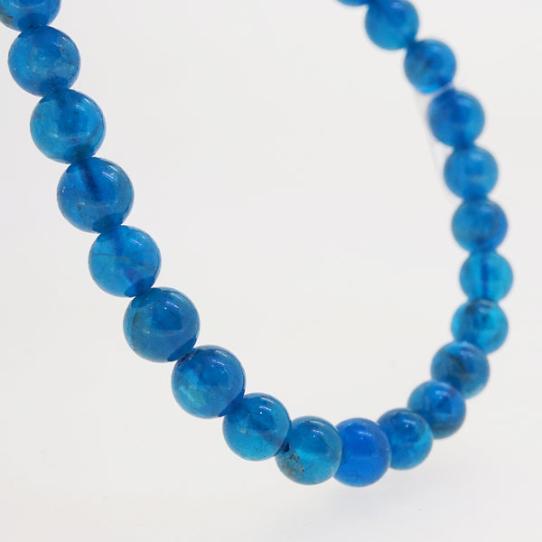 AA-Grade Apatite 6mm - Gaea | Crystal Jewelry & Gemstones (Manila, Philippines)