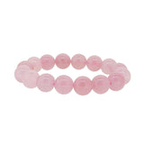 A-Grade Madagascar Rose Quartz 12mm - Gaea | Crystal Jewelry & Gemstones (Manila, Philippines)