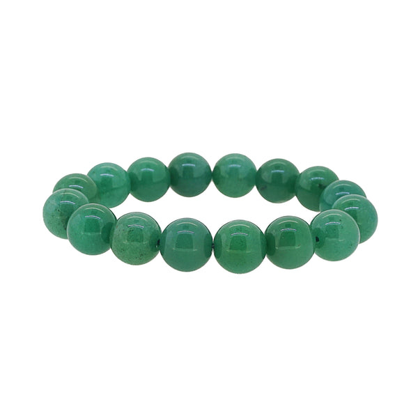 A-Grade Green Aventurine 13mm - Gaea | Crystal Jewelry & Gemstones (Manila, Philippines)