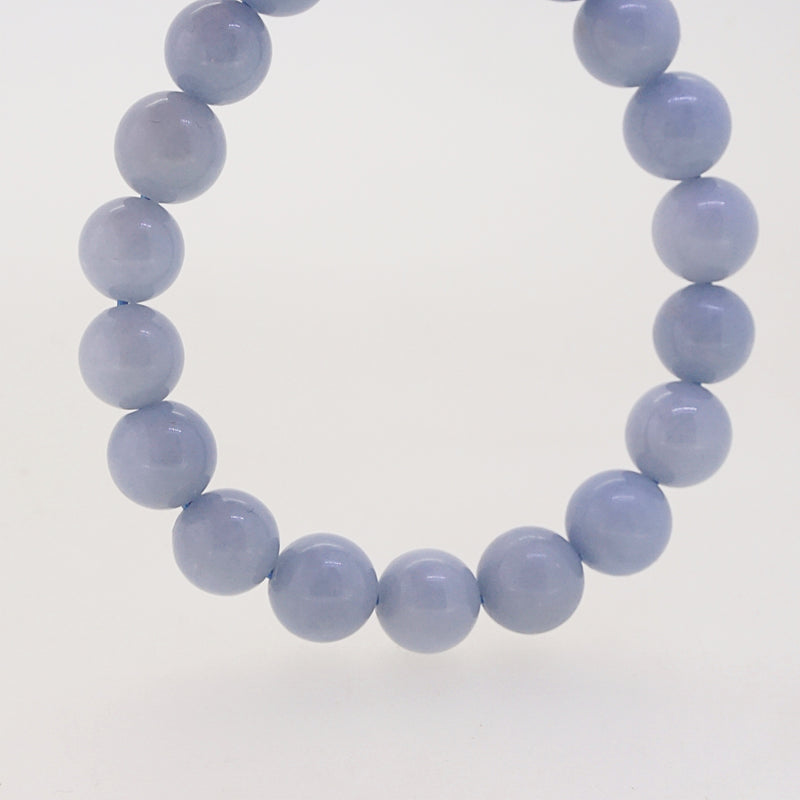 Angelite 10mm - Gaea | Crystal Jewelry & Gemstones (Manila, Philippines)