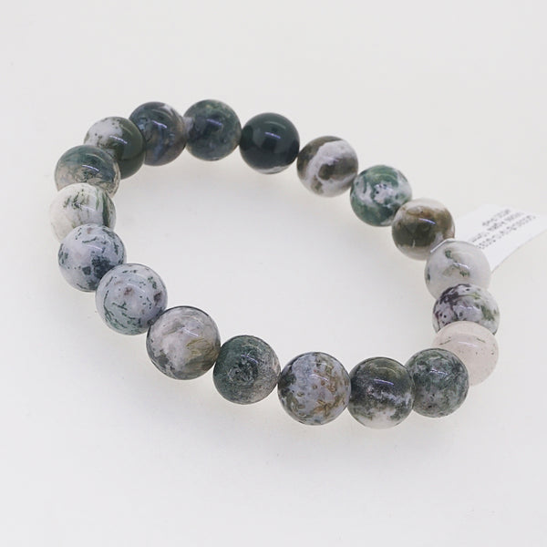 Moss Agate 10mm - Gaea | Crystal Jewelry & Gemstones (Manila, Philippines)