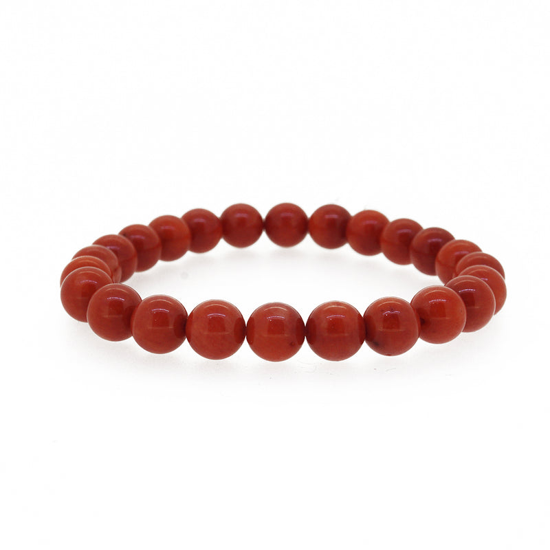Japanese Coral 8mm - Gaea | Crystal Jewelry & Gemstones (Manila, Philippines)