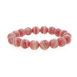 A-Grade Rhodochrosite 10mm - Gaea | Crystal Jewelry & Gemstones (Manila, Philippines)