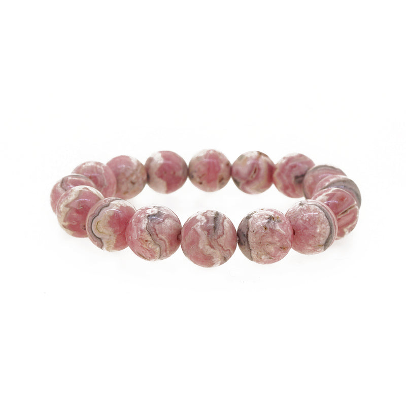 Rhodochrosite 12mm - Gaea | Crystal Jewelry & Gemstones (Manila, Philippines)
