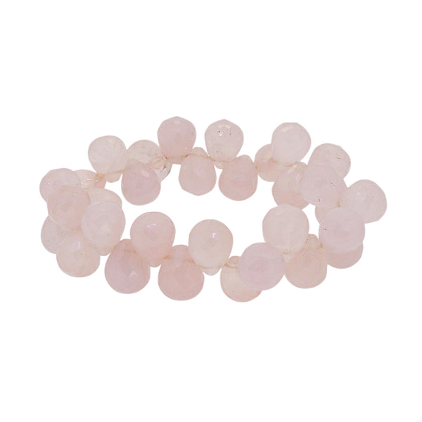 Rose Quartz Briolette - Gaea | Crystal Jewelry & Gemstones (Manila, Philippines)