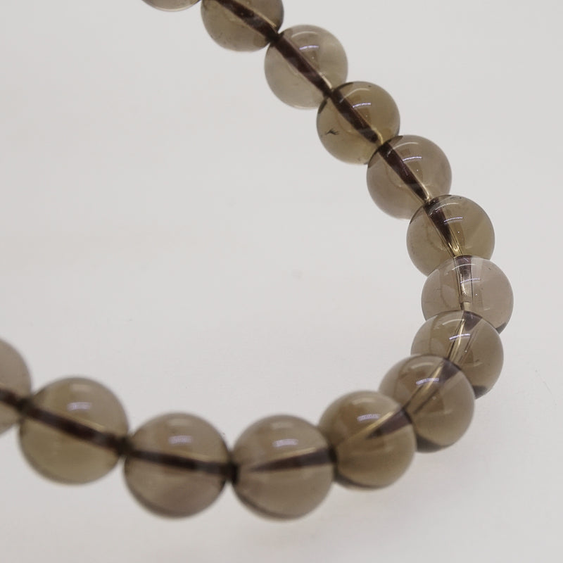 Smoky Quartz 8mm - Gaea | Crystal Jewelry & Gemstones (Manila, Philippines)
