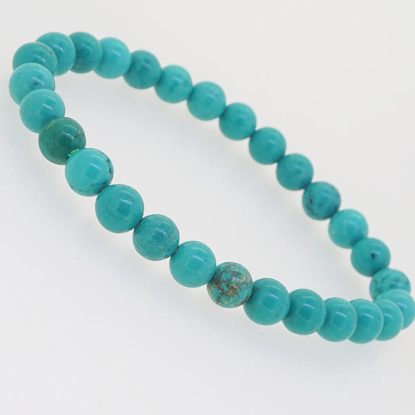 Turquoise 6mm - Gaea | Crystal Jewelry & Gemstones (Manila, Philippines)