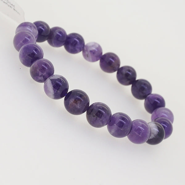 Chevron Amethyst 9mm - Gaea | Crystal Jewelry & Gemstones (Manila, Philippines)
