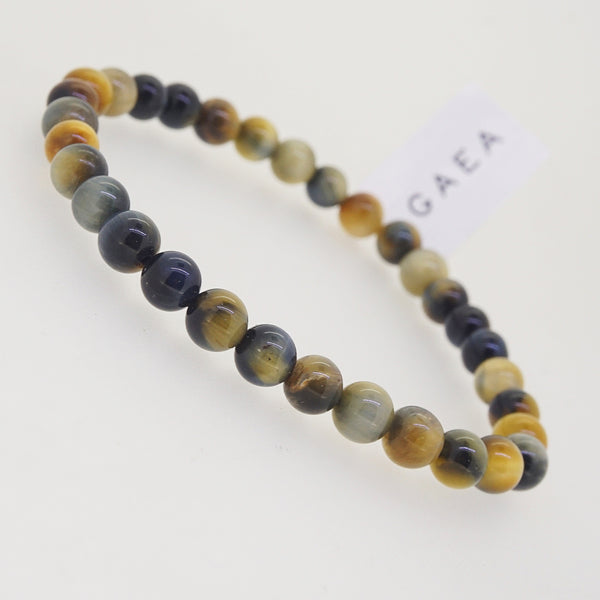Blue and Golden Tiger Eye 6mm - Gaea | Crystal Jewelry & Gemstones (Manila, Philippines)