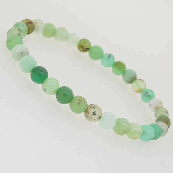 Chrysoprase 6mm - Gaea | Crystal Jewelry & Gemstones (Manila, Philippines)