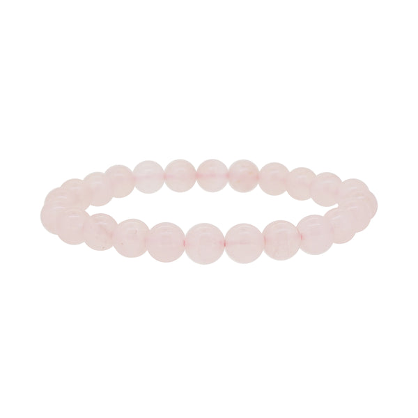 Rose Quartz 8mm - Gaea | Crystal Jewelry & Gemstones (Manila, Philippines)