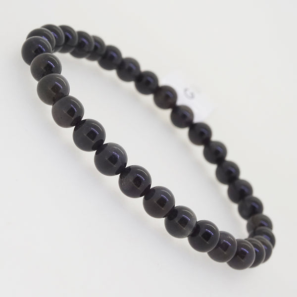Black Sunstone 6mm - Gaea | Crystal Jewelry & Gemstones (Manila, Philippines)