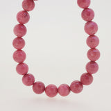 A-Grade Australian Rhodonite 8mm - Gaea | Crystal Jewelry & Gemstones (Manila, Philippines)