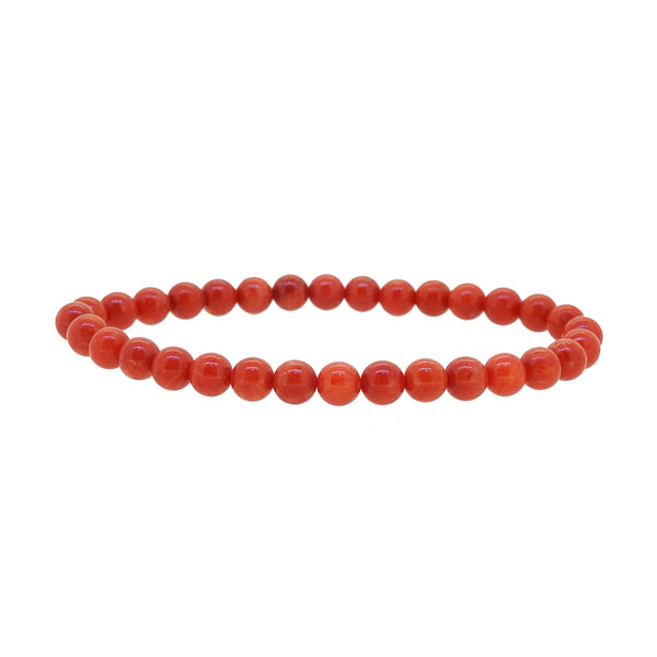 Japanese Coral 6mm - Gaea | Crystal Jewelry & Gemstones (Manila, Philippines)