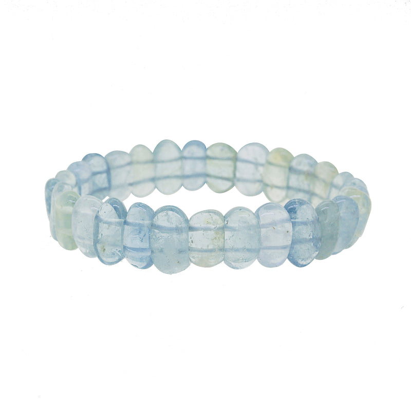 Aquamarine Bangle - Gaea | Crystal Jewelry & Gemstones (Manila, Philippines)