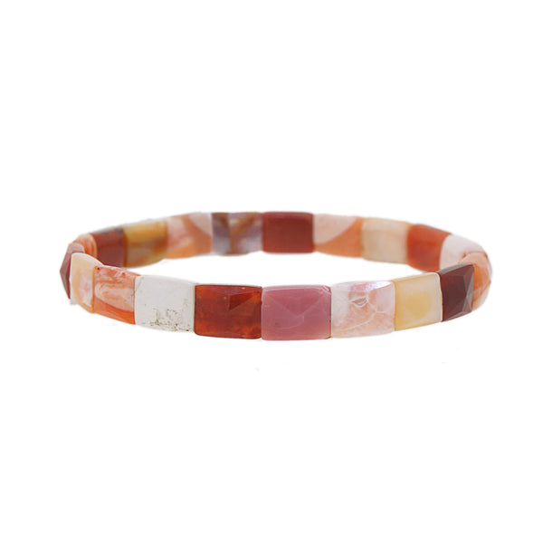 Fire Opal Bangle - Gaea | Crystal Jewelry & Gemstones (Manila, Philippines)