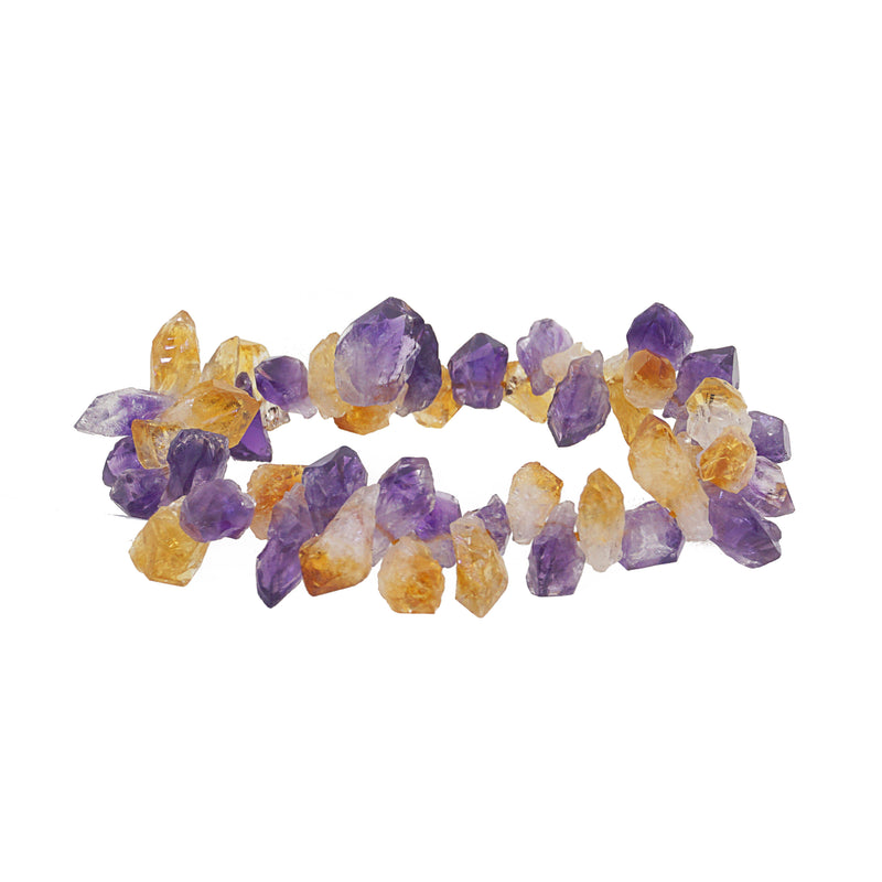 Raw Citrine and Amethyst - Gaea | Crystal Jewelry & Gemstones (Manila, Philippines)