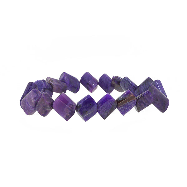 Sugilite Diamond Shape - Gaea | Crystal Jewelry & Gemstones (Manila, Philippines)