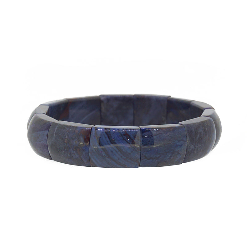 A-Grade Sugilite Bangle (L) - Gaea | Crystal Jewelry & Gemstones (Manila, Philippines)