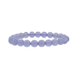 A-Grade Purple Chalcedony 8mm - Gaea | Crystal Jewelry & Gemstones (Manila, Philippines)
