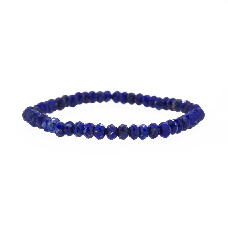 A-Grade Lapis Lazuli Faceted (XS) - Gaea | Crystal Jewelry & Gemstones (Manila, Philippines)