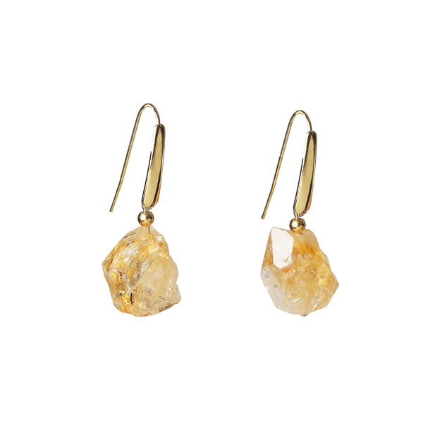 Raw Citrine - Gaea | Crystal Jewelry & Gemstones (Manila, Philippines)