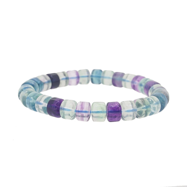 Multicolored Fluorite Discs - Gaea | Crystal Jewelry & Gemstones (Manila, Philippines)