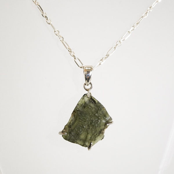 Raw Moldavite (M) - Gaea | Crystal Jewelry & Gemstones (Manila, Philippines)