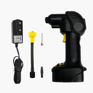 Digital Car Tire Air Pump