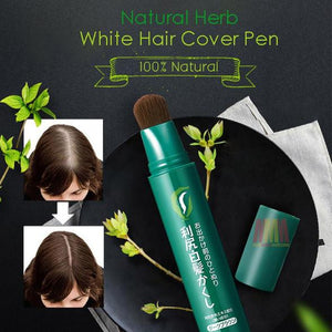 Natural Herb White Hair Pen