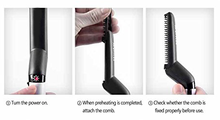 Amazing Volumize Hair Comb