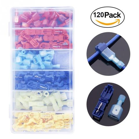 Instant Wire Connector Kit (120 Pcs)