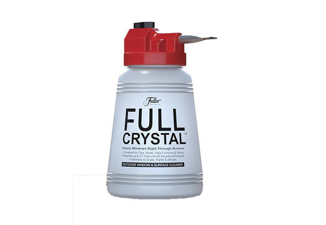 1 Full Crystal Mighty Glass Cleaner