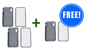 2 Magnetic Adsorption iPhone Cases + 1 FREE!