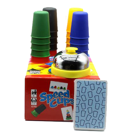 1 Speed Cups Game Set