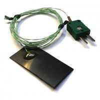 Type K magnetic patch thermocouple