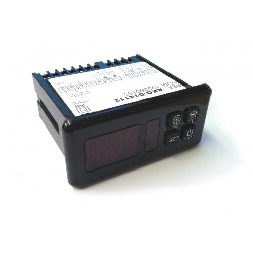 AKO D14112 12V digital refigeration temperature controller thermostat