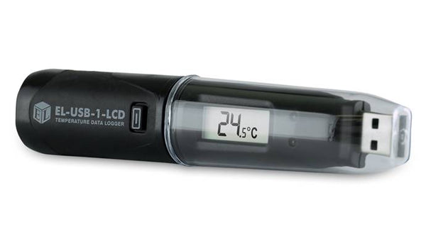 EasyLog EL-USB-1-LCD Temperature Data Logger with USB and Display