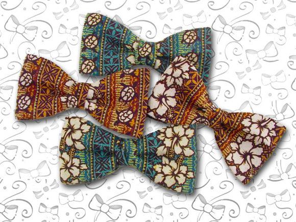 Hawaiian Bow Ties