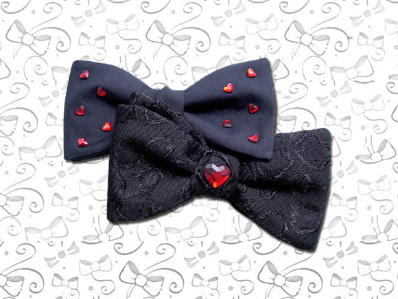 Valentine Bow Ties