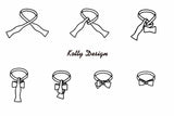 Bow Tie Tying. How to tie bow ties