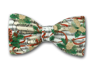 Boys, infant and youth bow tie for Christmas Holiday.